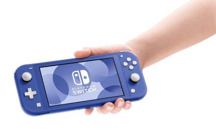 Il y a une nouvelle Nintendo Switch Lite et elle n'est définitivement pas bleue.