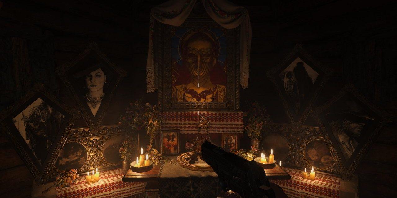 La démo de Resident Evil Village présente les deux derniers chefs de maison.