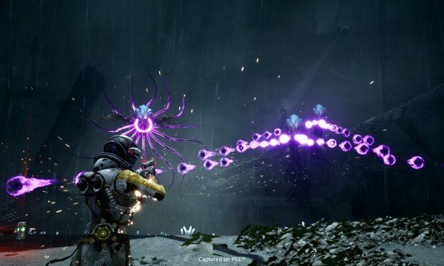 Le trailer de lancement de Returnal est rempli de tentacules et de souvenirs extraterrestres.