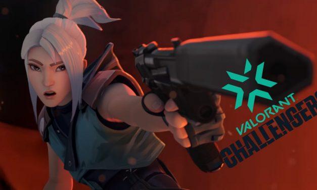 Valorant Challengers : Récapitulation et classement de l'étape 2 du VCT