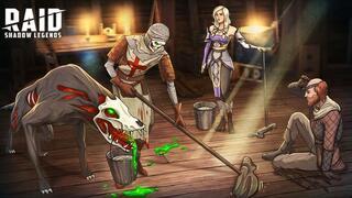 Raid Shadow Legends : État de l'arène (05.05.2021)