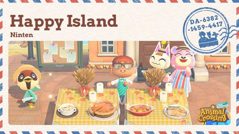 Animal Crossing: New Horizons island tour creator