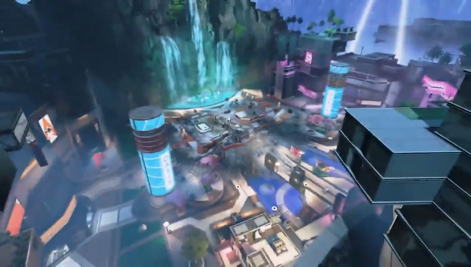 Apex Legends 100m players new map tease Oasis