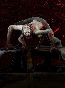 Back 4 Blood Ridden types Stinger