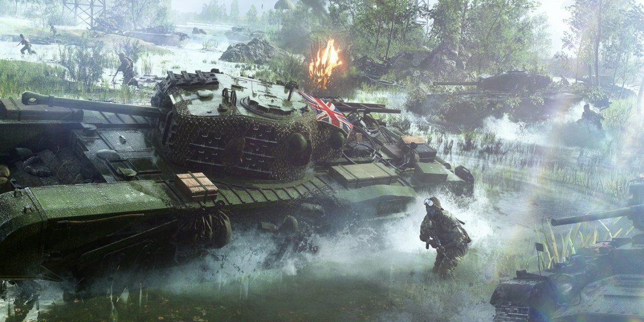 Notre premier regard sur le prochain Battlefield qui arrivera en juin.