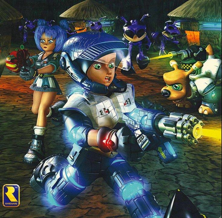The best video game siblings jett force gemini