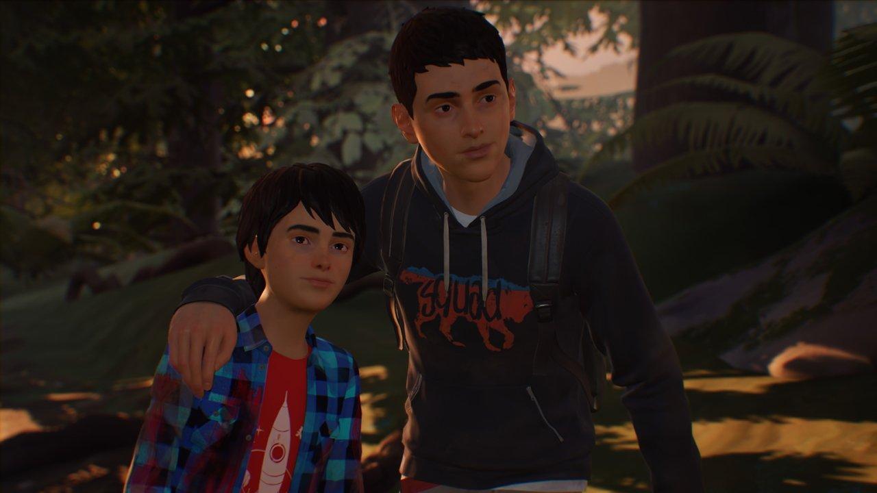 best video game siblings life is strange 2