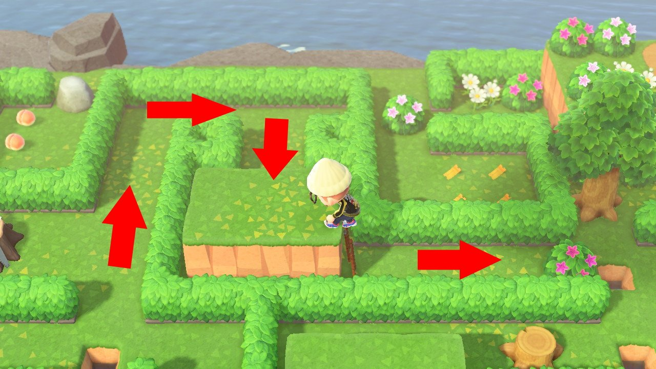 Animal Crossing New Horizons May Day Maze guide 2021