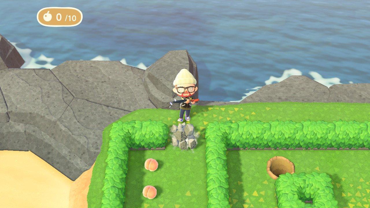 Animal Crossing New Horizons may day maze 2021