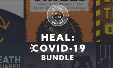 La dernière action caritative de Humble Bundle met tous les bénéfices à la disposition des associations caritatives du COVID-19.