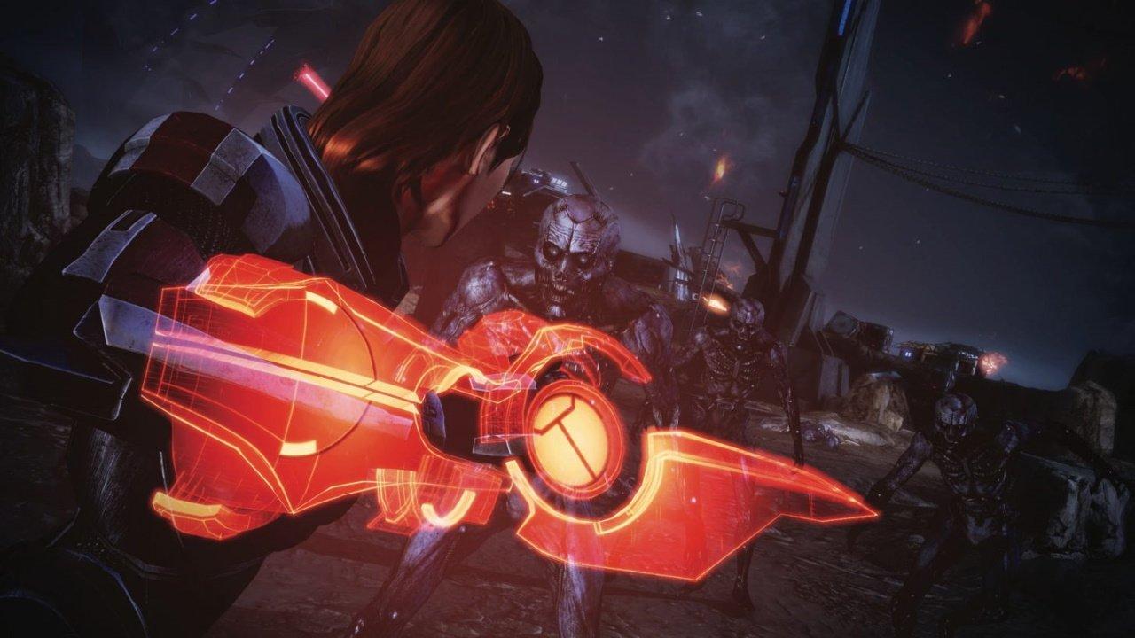 Mass effect 3 legendary edition changes
