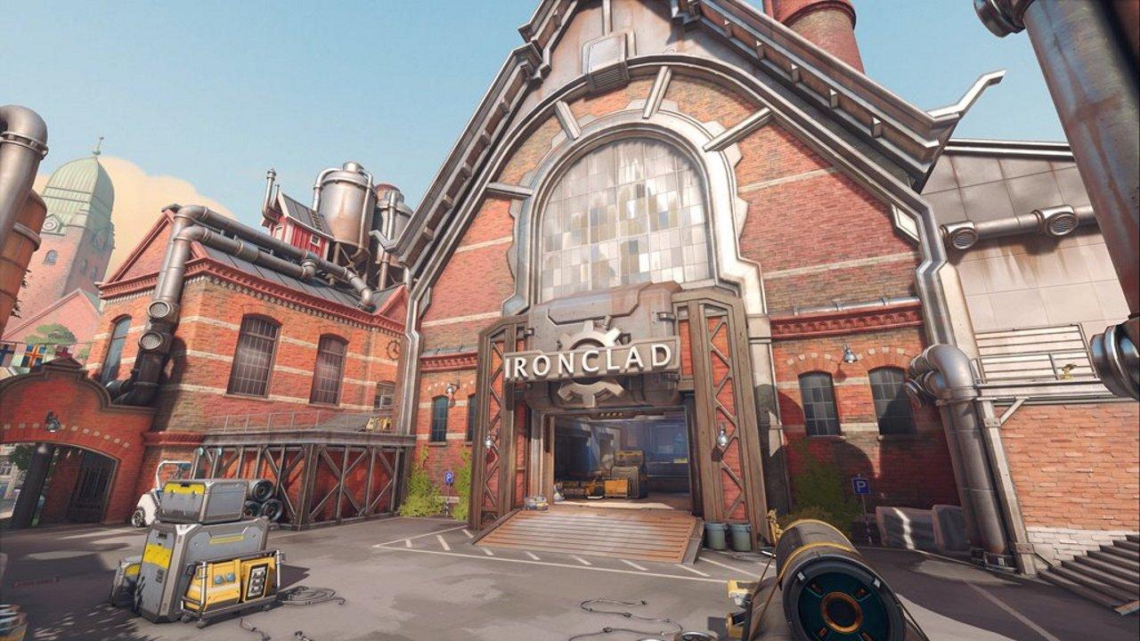 New Maps in Overwatch 2 gothenburg