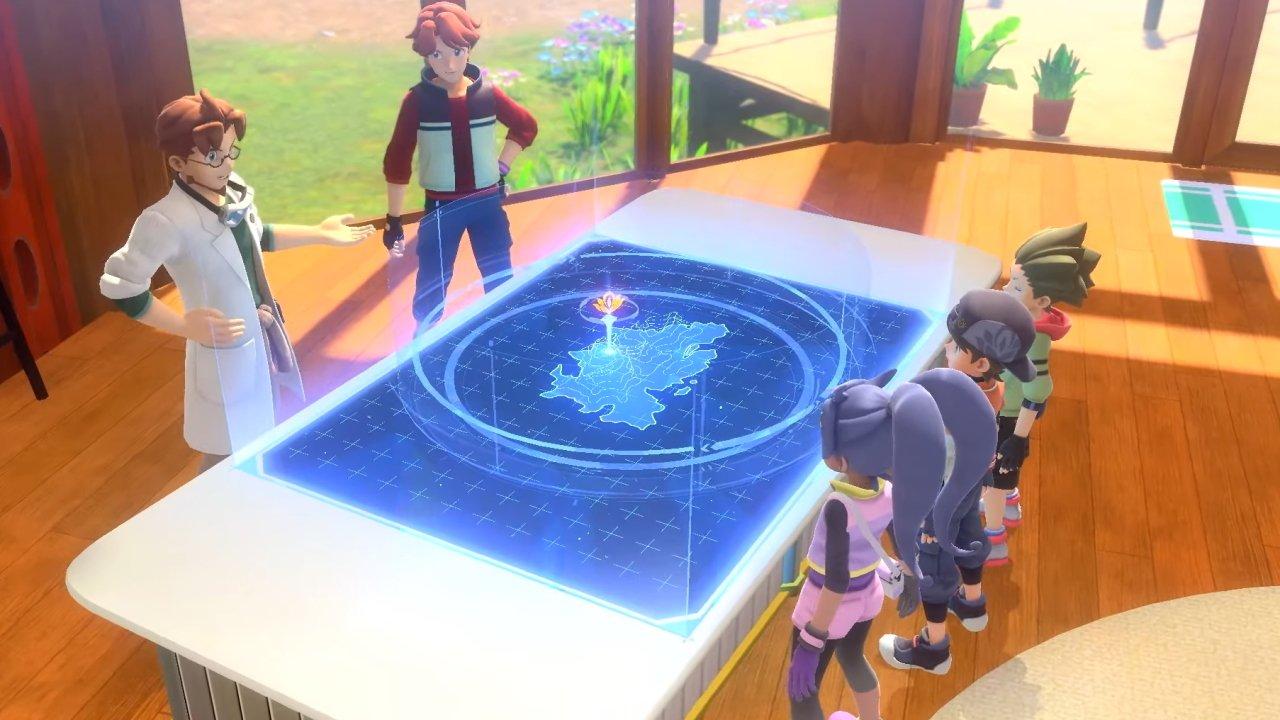 New Pokemon Snap gameplay