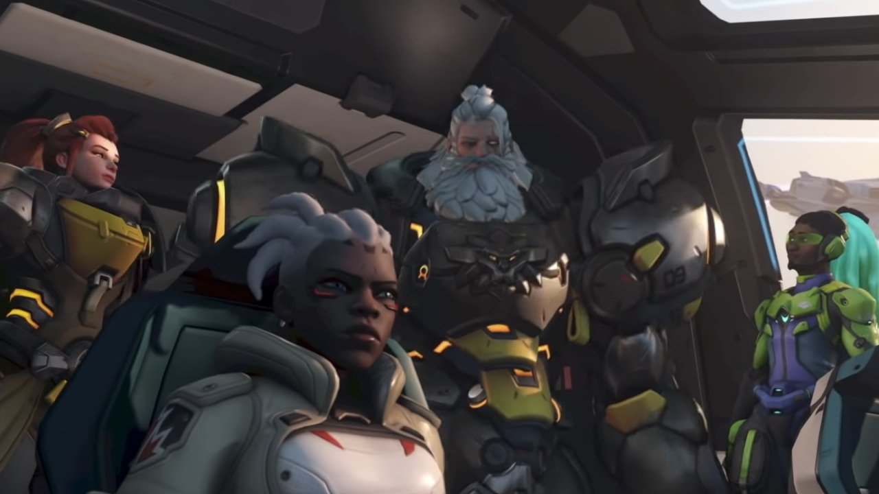 Overwatch 2 changes details tank pvp