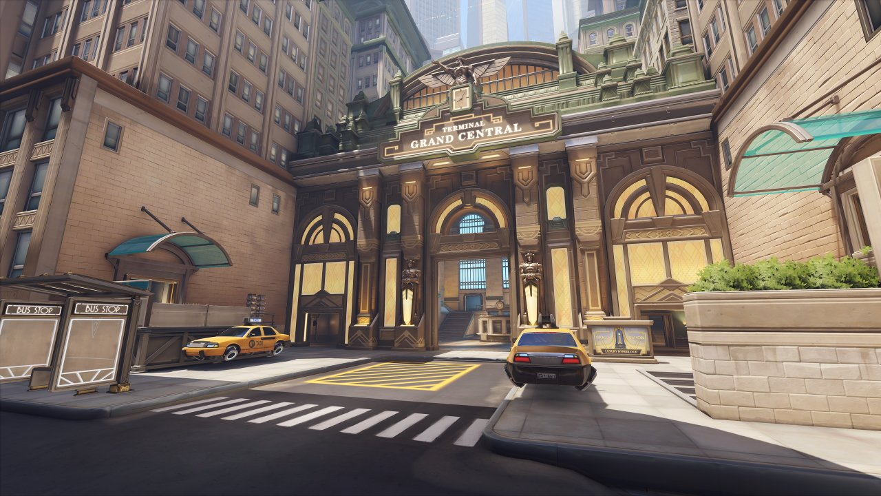 New maps in Overwatch 2 new york