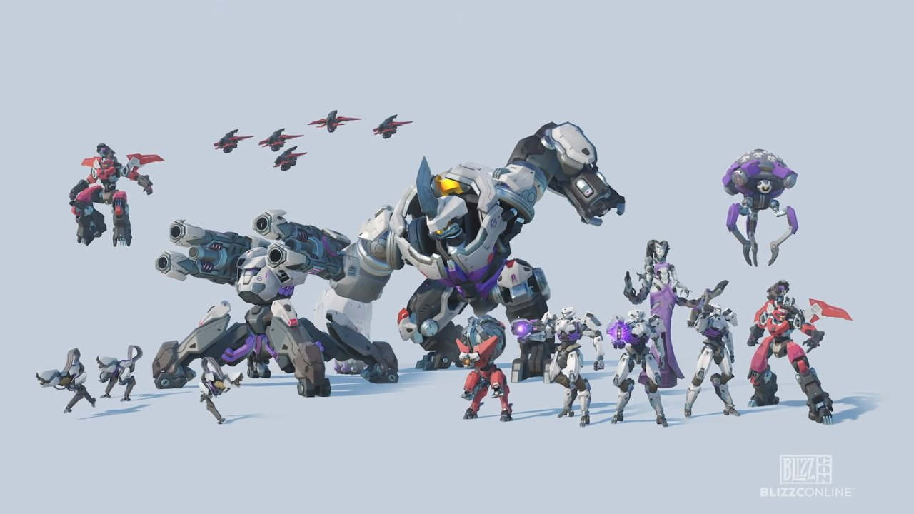 Overwatch 2 changes null sector enemies