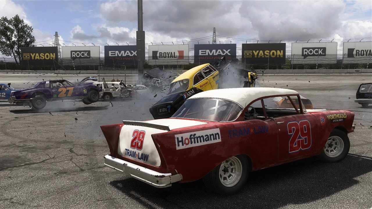 PS Plus Games May 2021 Wreckfest