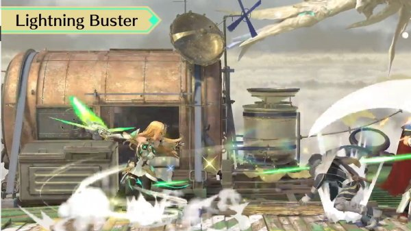 Pyra mythra special moves smash ultimate