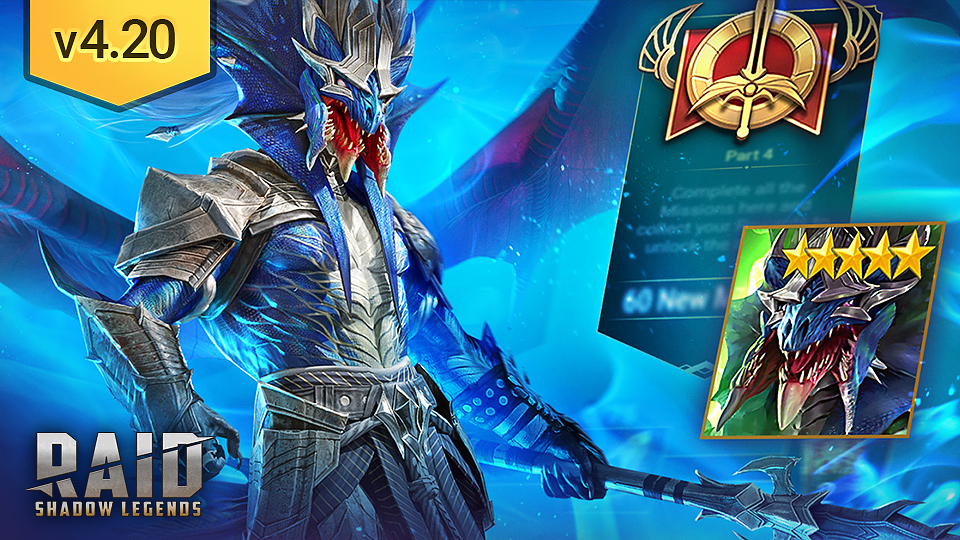 Raid Shadow Legends : Update 4.20 Patch Notes (06.05.2021)