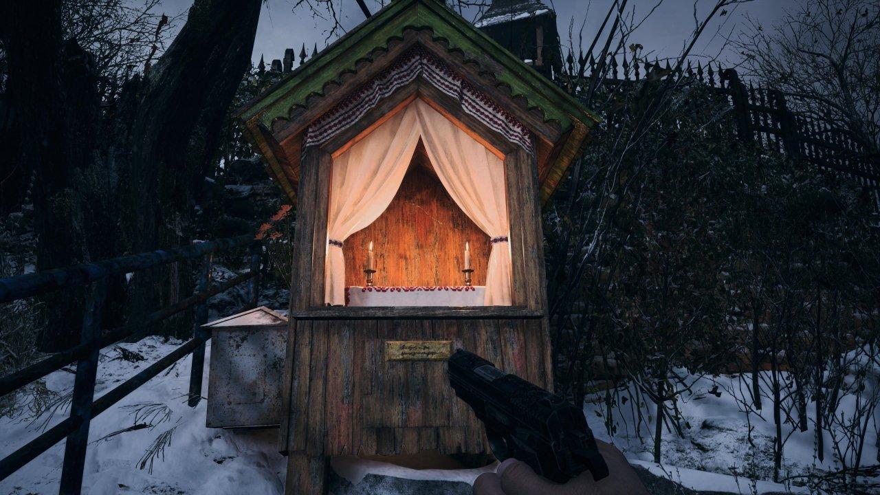 Resident Evil Village demo goat locations