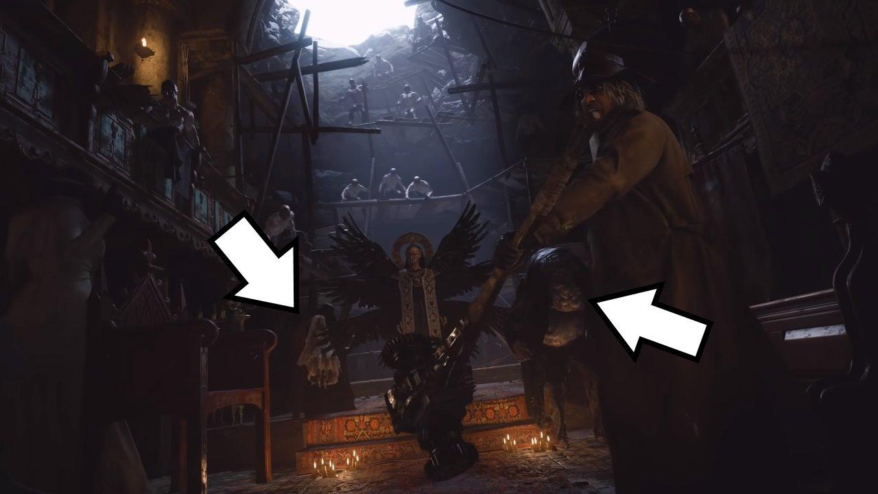 Resident Evil village house bosses