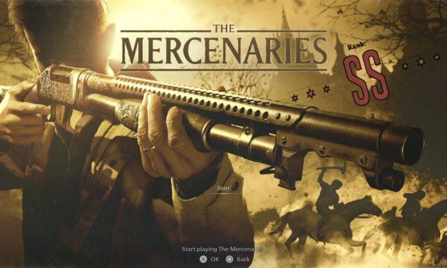 Les conseils et astuces de Resident Evil Village Mercenaries pour vous permettre d'atteindre les rangs SS.