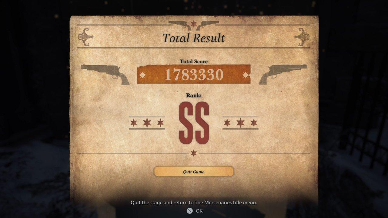 Resident Evil Village mercenaries tips and tricks