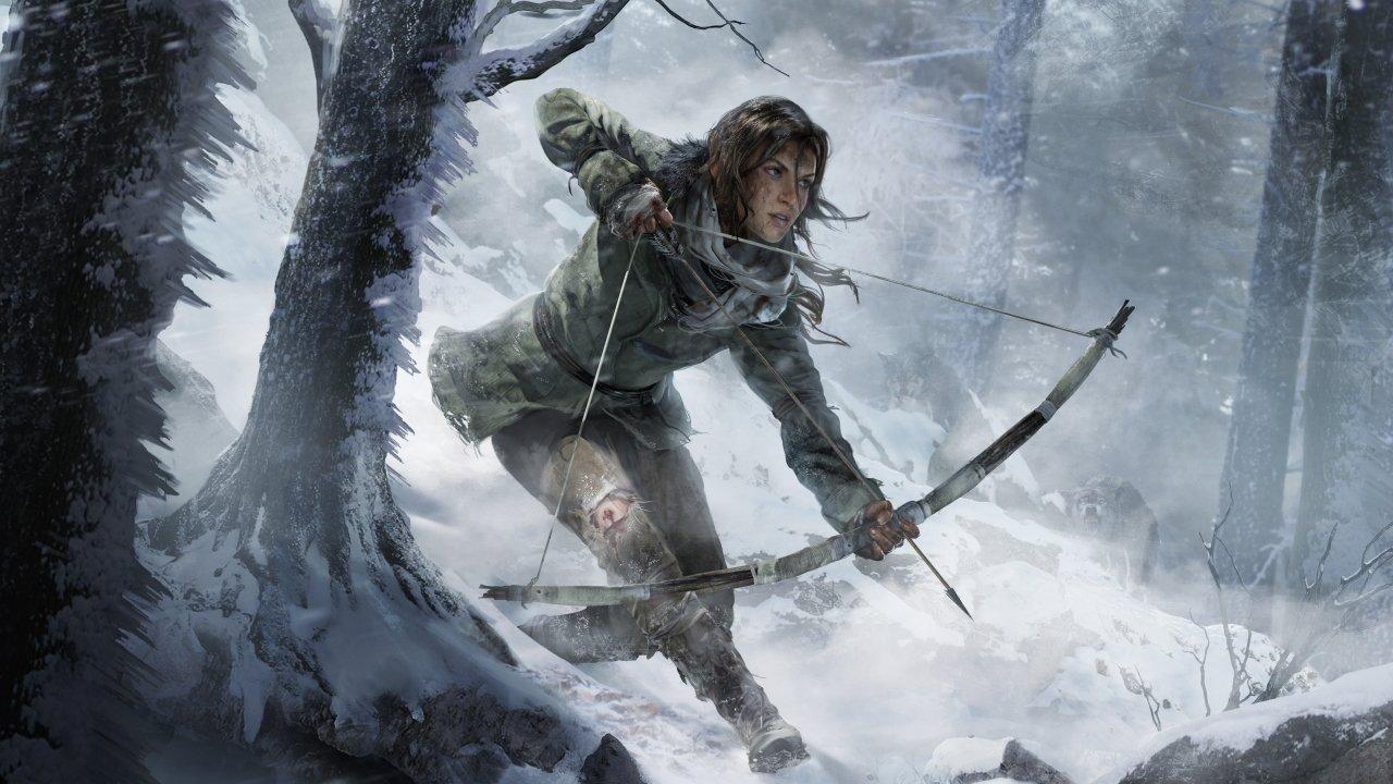 Tomb raider definitive survivor trilogy offer ps4 xbox one
