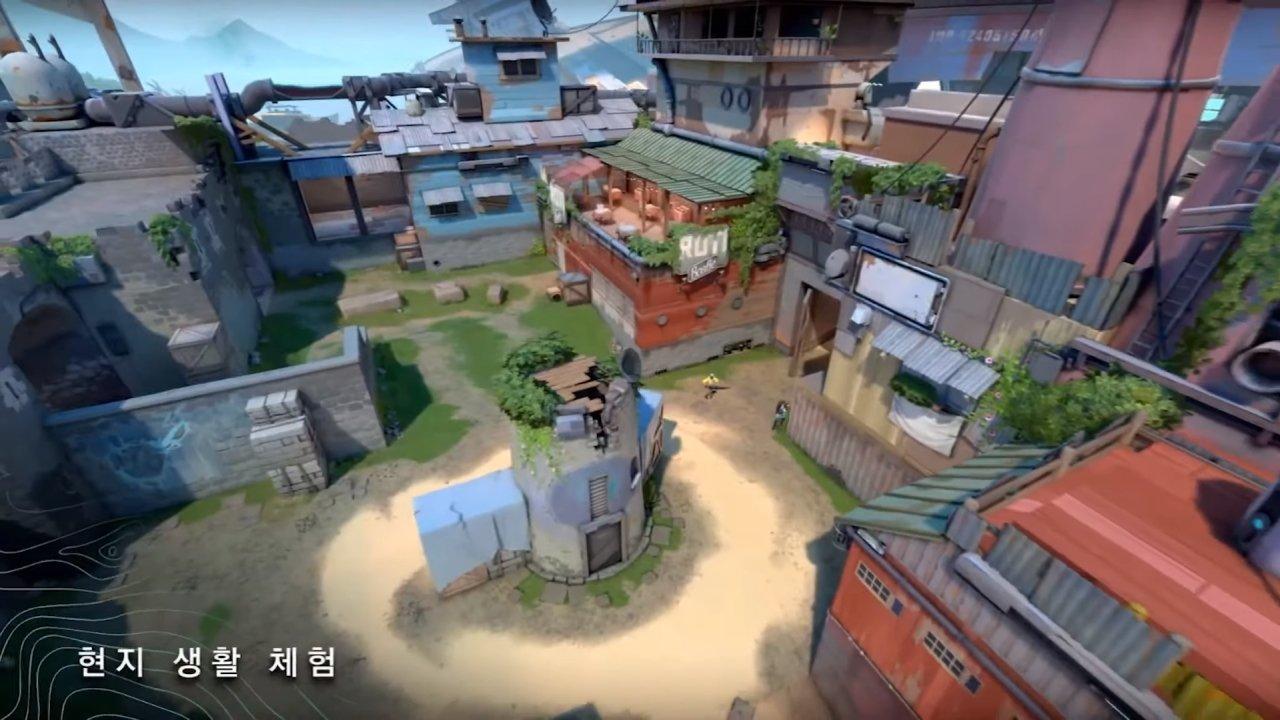 Valorant Breeze map trailer leaked