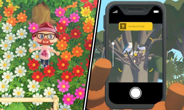 Les jeux vidéo qui font vibrer le printemps