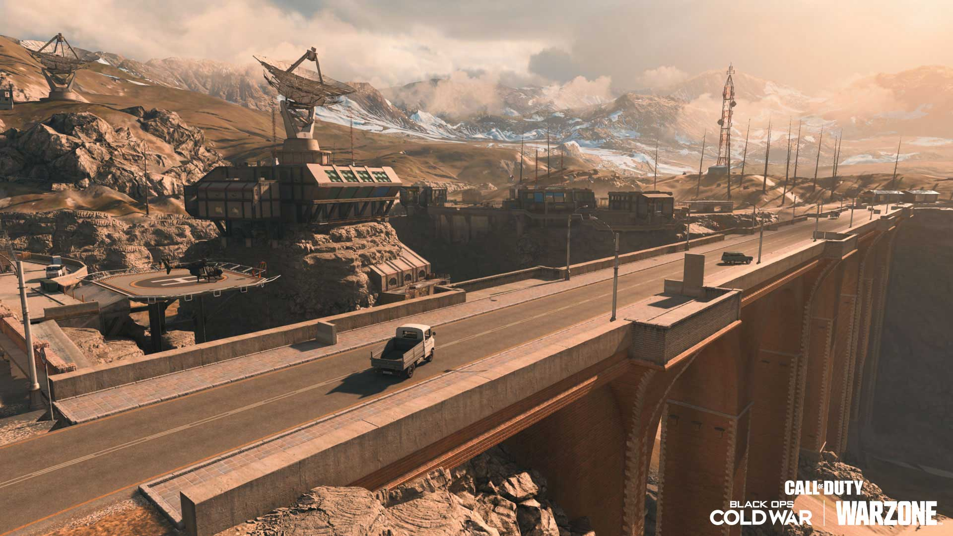 Call of Duty Warzone season 3 map changes gora summit verdansk