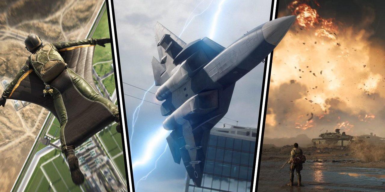 Battlefield 2042 : tout ce que nous savons à ce jour sur le jeu de tir à grande échelle