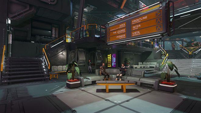 Elite Dangerous: Odyssey - Test à venir