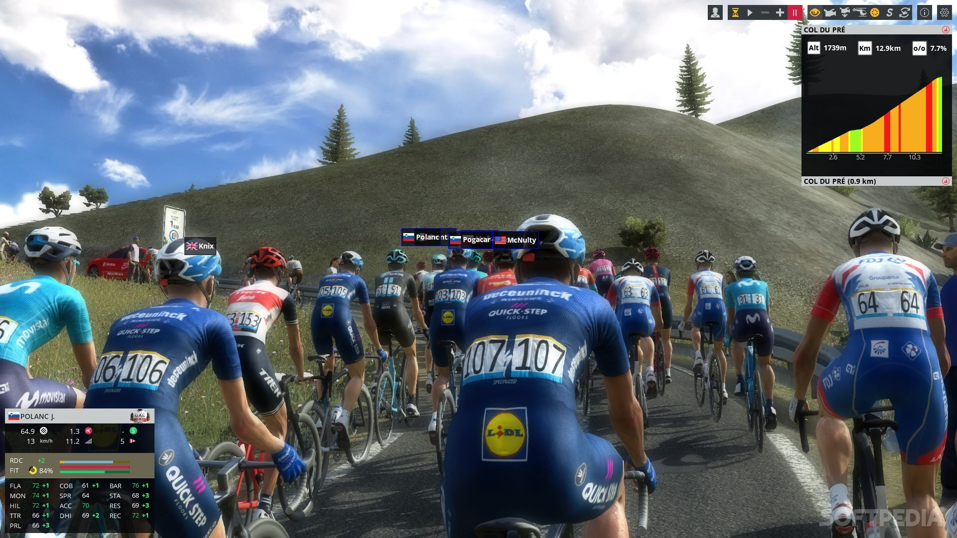 Pro Cycling Manager 2021 - Test & avis