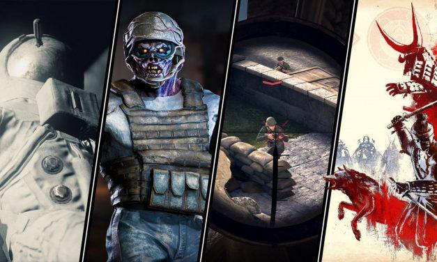 Annonces PSVR Spotlight : Sniper Elite VR, Arashi : Castles of Sin, et plus encore.