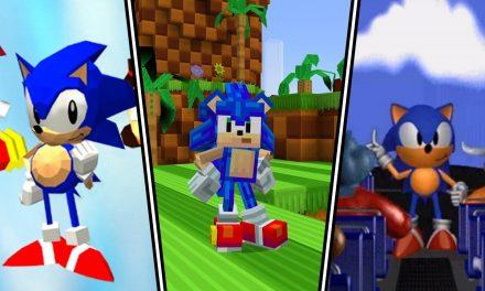 Les spin-offs les plus étranges de Sonic the Hedgehog.