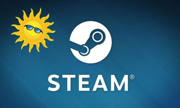 Dates et détails de la vente d'été Steam