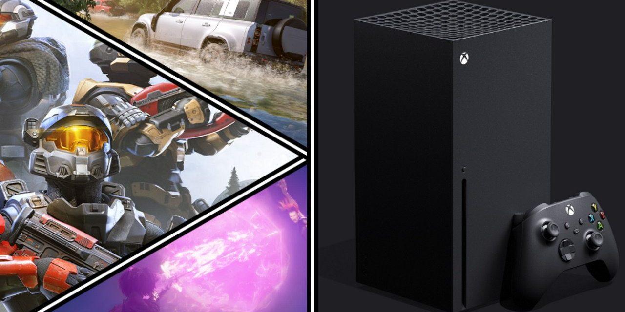 Exclusivités Xbox Series X/S : tous les jeux sortis et à venir