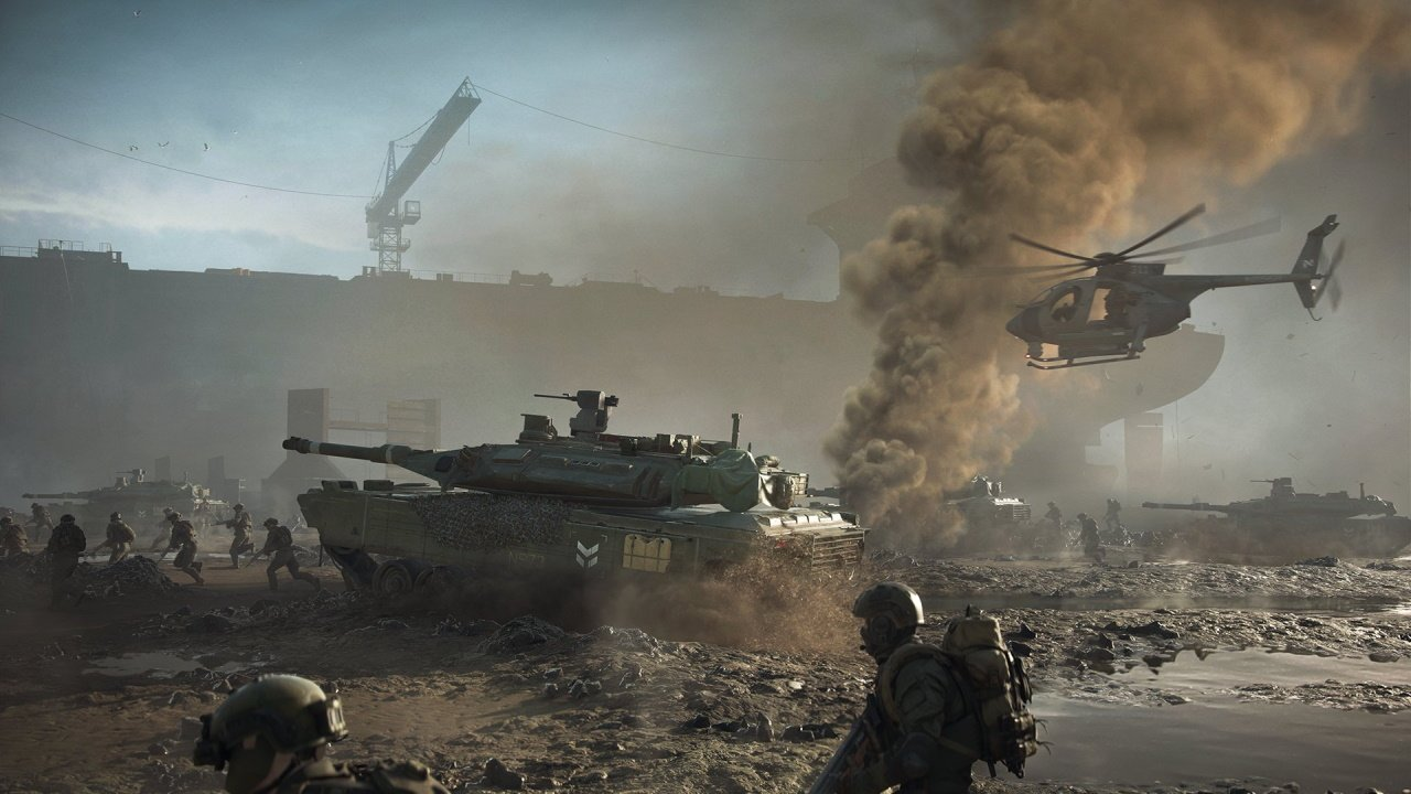 Battlefield 2042 everything we know maps modes specialists