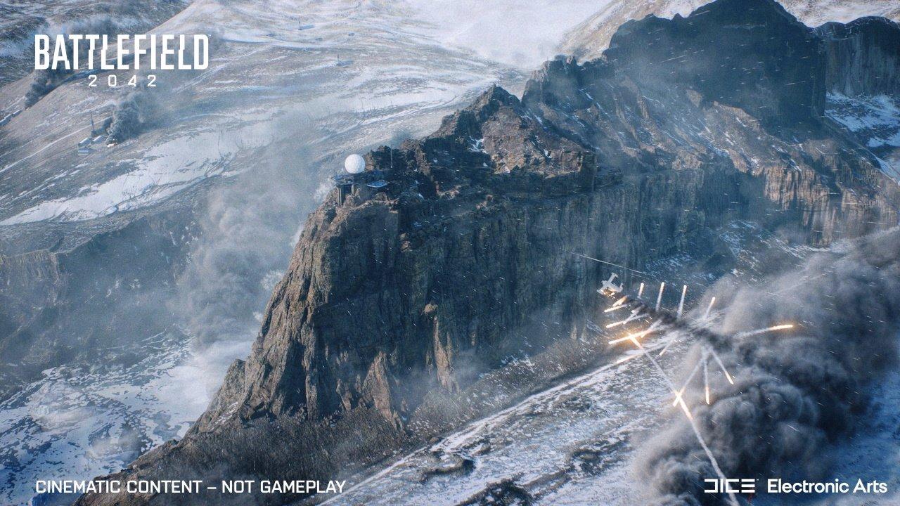Battlefield 2042 maps breakaway