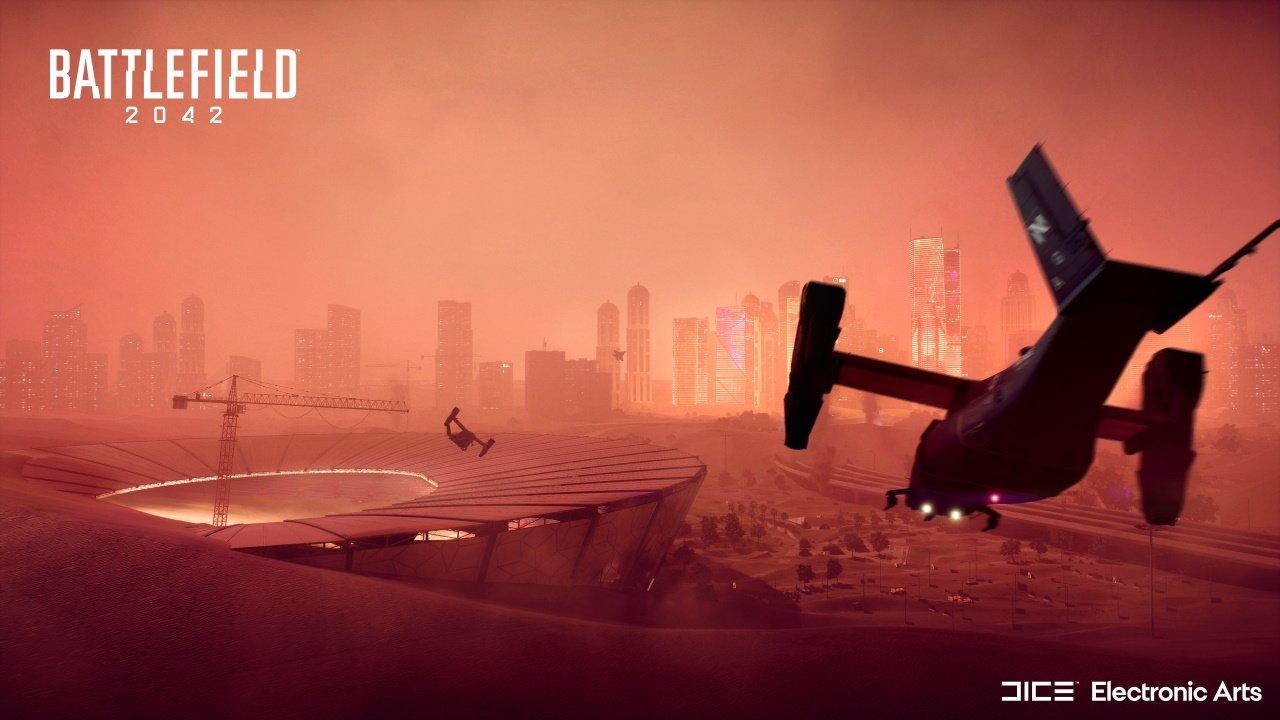 Battlefield 2042 maps hourglass