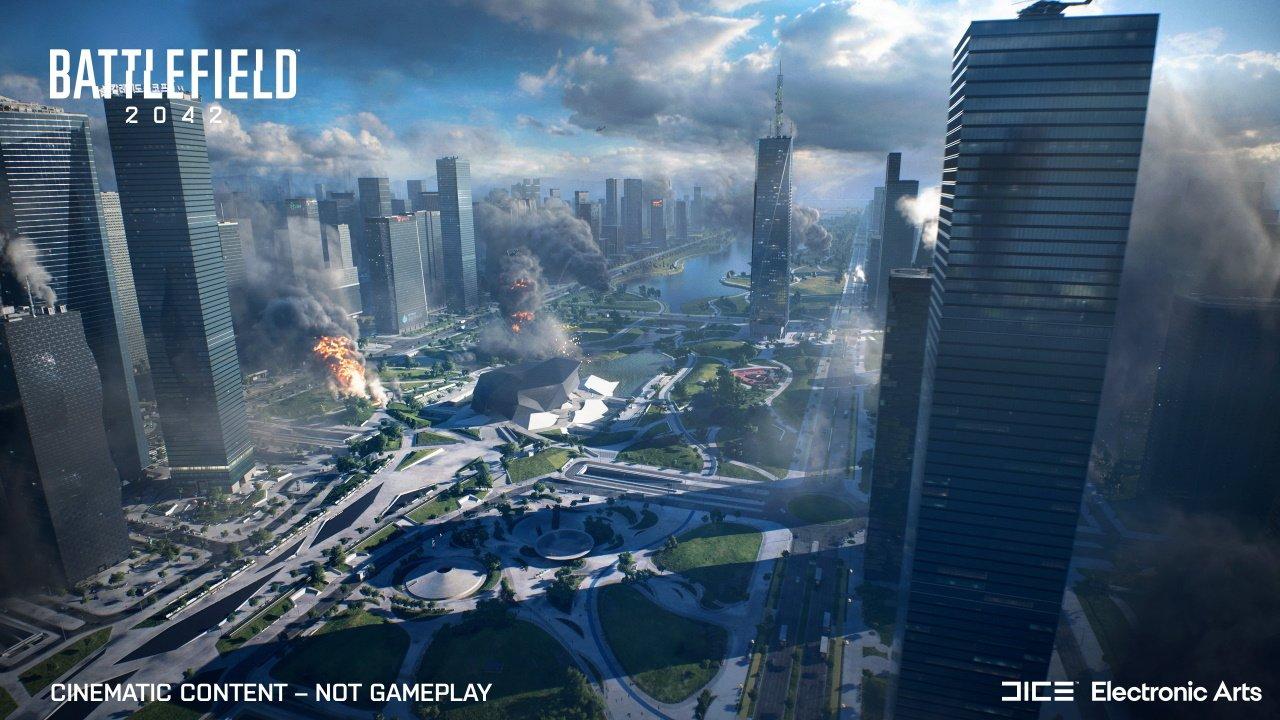 Battlefield 2042 maps kaleidoscope