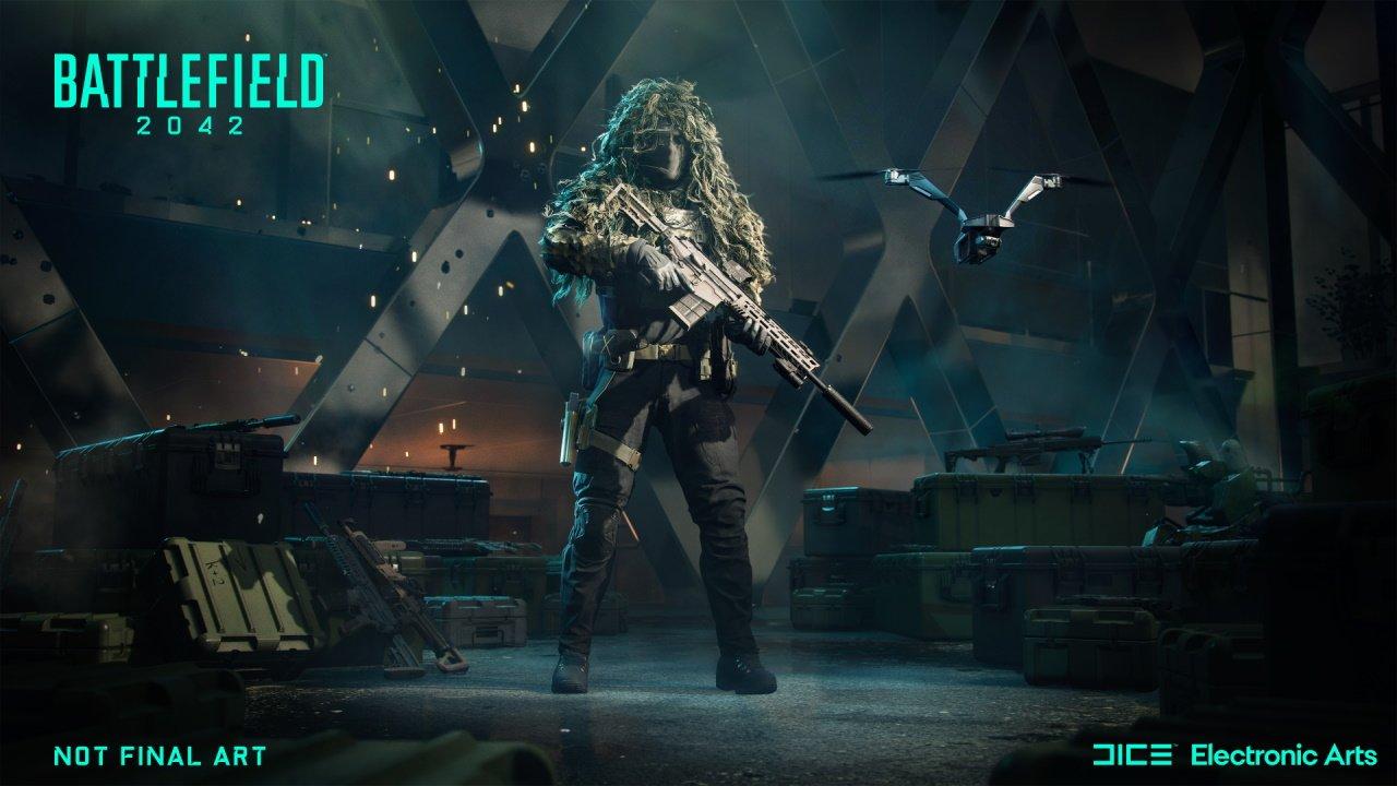 Battlefield 2042 specialists classes