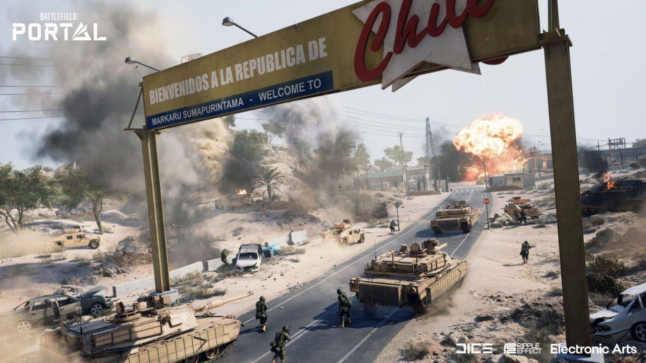 Battlefield portal maps 2042