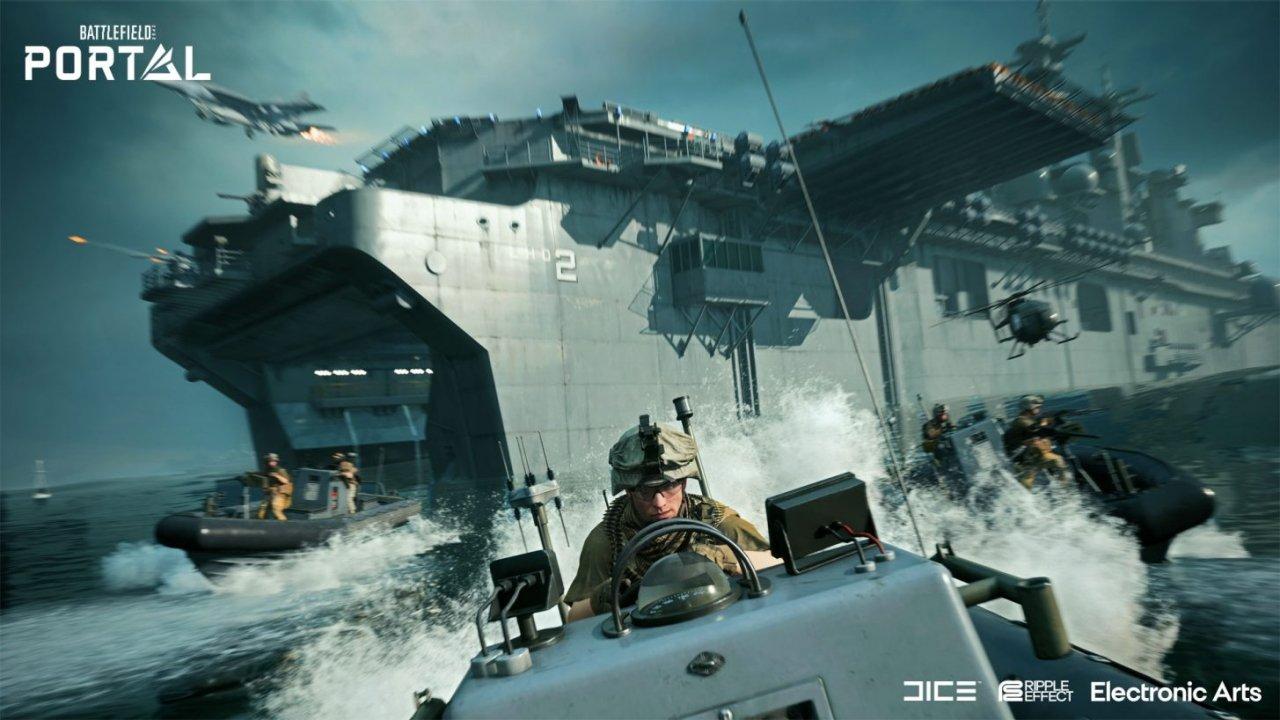 Battlefield portal vehicles confirmed 2042
