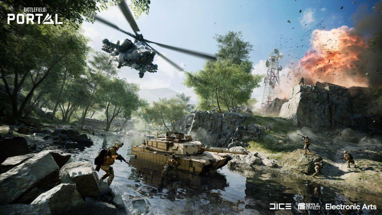 Battlefield portal weapons confirmed 2042