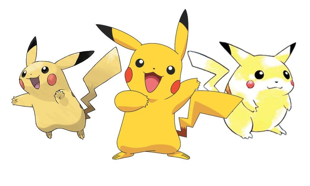 Best starter pokemon ranked pikachu