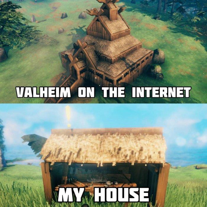 Best valheim memes