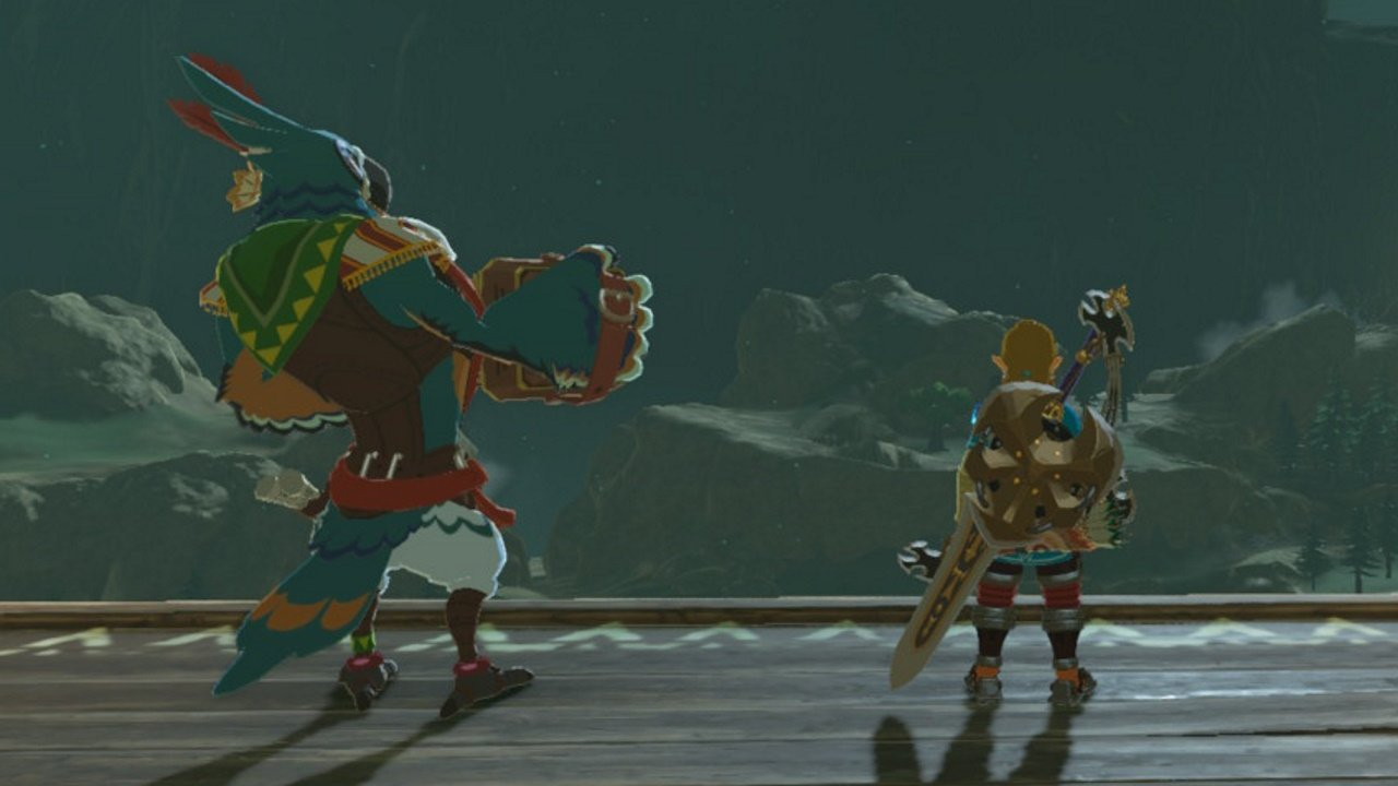 Breath of the Wild 2 changes we need kass