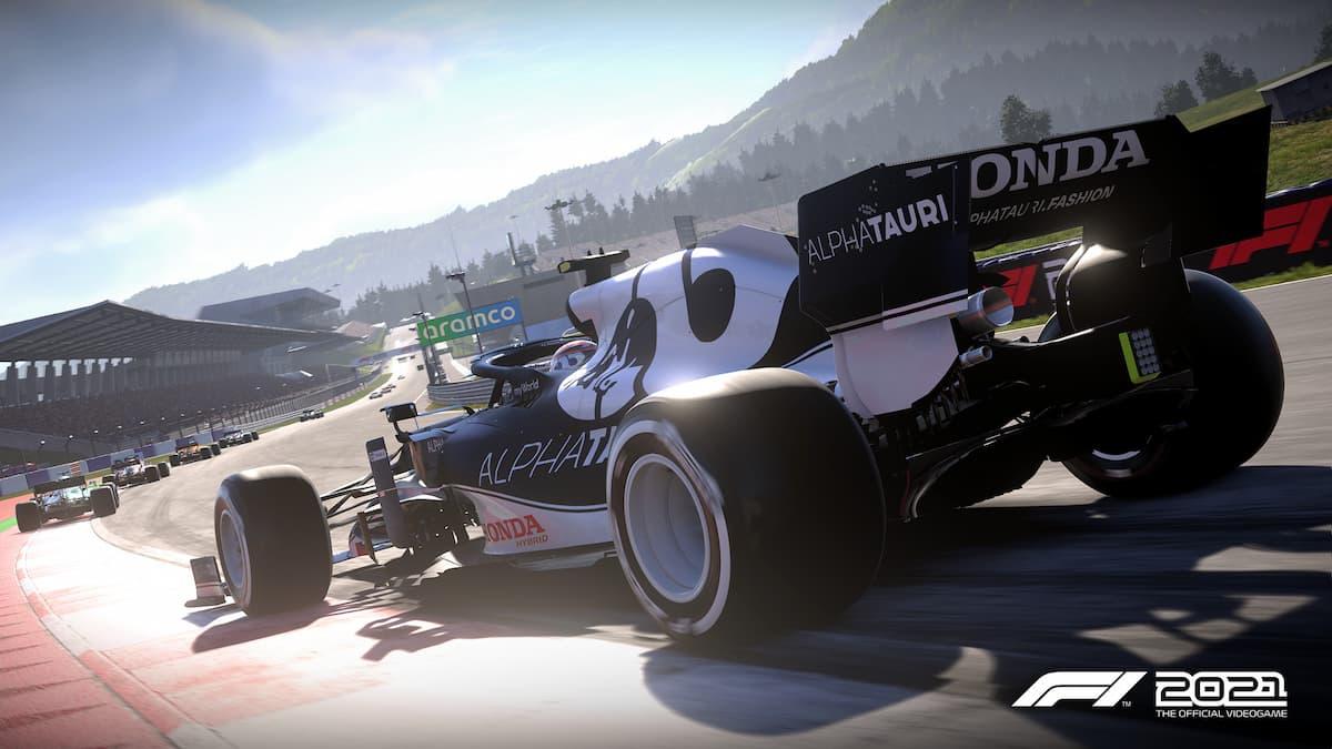 Comment changer de vitesse dans F1 2021